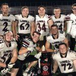 "Varsity Football beats Kankakee Valley, Keeps ""the Milk Can"""