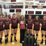 Freshman Volleyball beats Kankakee Valley 2 – 0