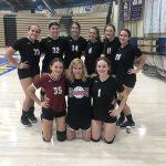 Junior Varsity Volleyball beats Highland 2 – 1