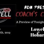 Coach's Corner – Week 8