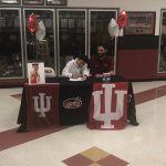 Sanchez Signs His NLI to Run at IU