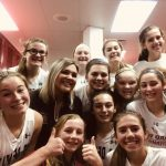Down GOES Griffith! Lowell JV girls advance to a 6-0 record!