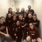 Girls JV basketball team captures the W against the Hanover Wildcats