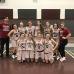 Girls Freshman Basketball Tops the Panthers
