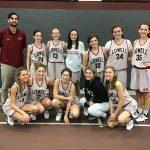 Girls Freshman Basketball Wins Another Close One