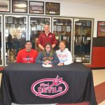 Blank Makes Her Commitment Official