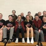 Girls Varsity Basketball starts Culver Academies Tourney off with a win 54 – 45.