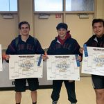 Wrestlers Stake Claim to Individual Sectional Championships