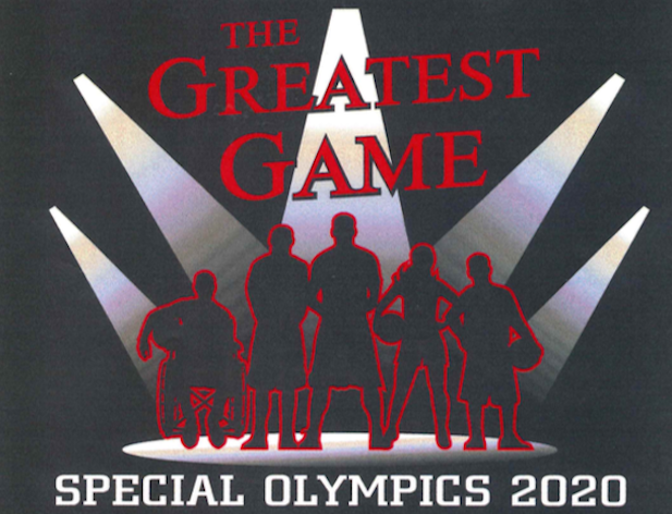 Save the Date – Annual Special Olympics Basketball Game