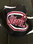 Red Devil Mask Pop Up Sale