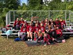 Lady Red Devil Cross Country Team Wins 5th Straight Conference Title