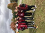Lady Red Devil Cross Country Finishes 10th at Semi-State, James advances