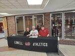 Harris Inks Letter of Intent