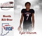 Newcom Named IFCA North All-Star
