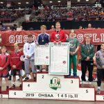 Jordan Crace- First State Wrestling Champ in BHS History