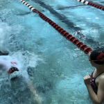 Boys Varsity Swimming finishes 6th place at Irish Invitational