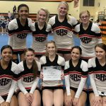 BHS Cheerleaders are Heading to Best in State Championships