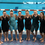 Girls Cap off Season with Strong District Meet