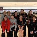 Girls Bowling Team Wins Sectional Tournament!
