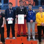 Garrett Gross is District Champ!