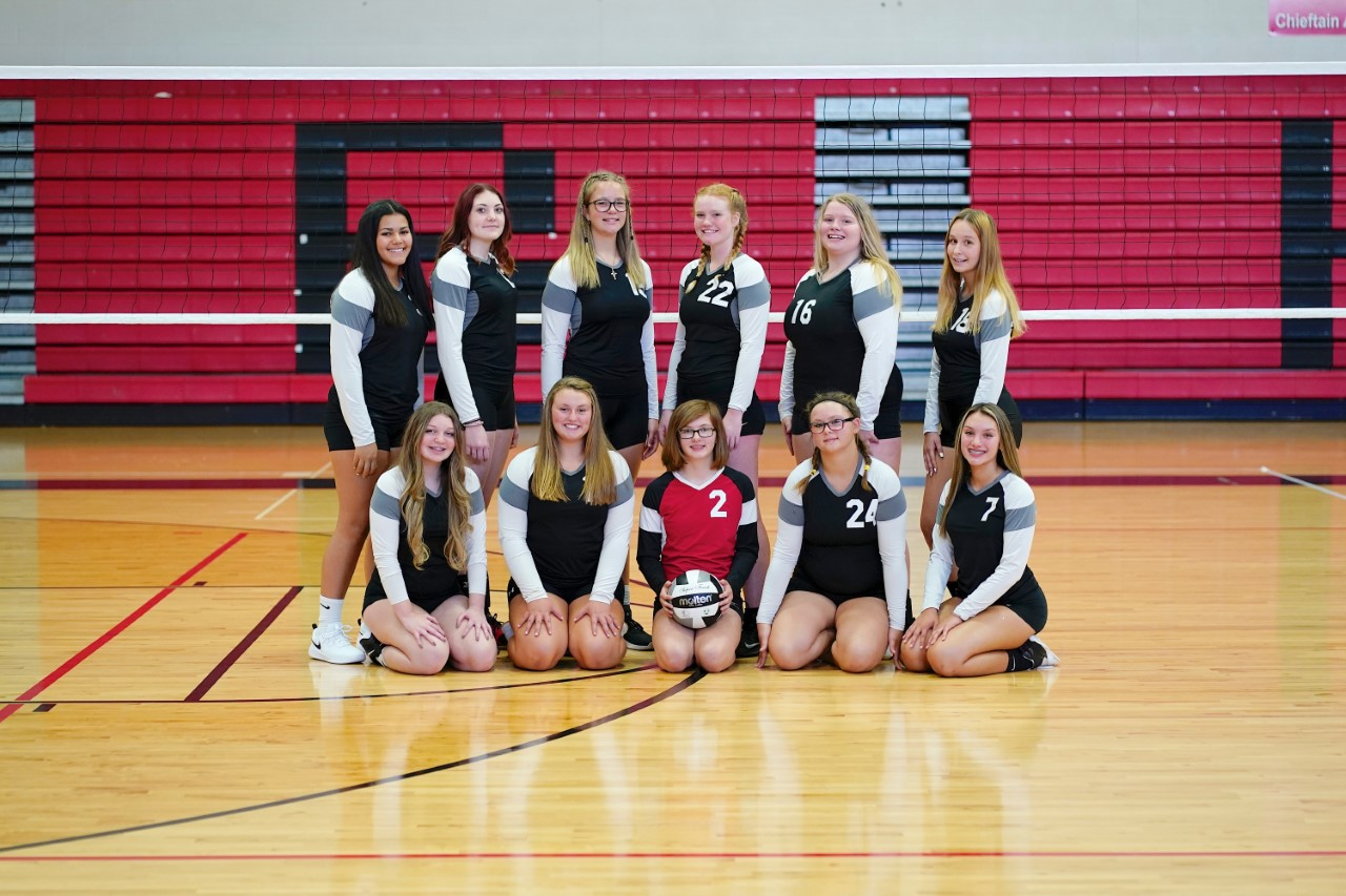 2020 Freshman Volleyball