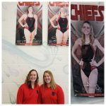 Lady Chieftain Swimmers Win Logan County Meet