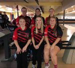 BHS Varsity Girls Bowling Breaks Series Record