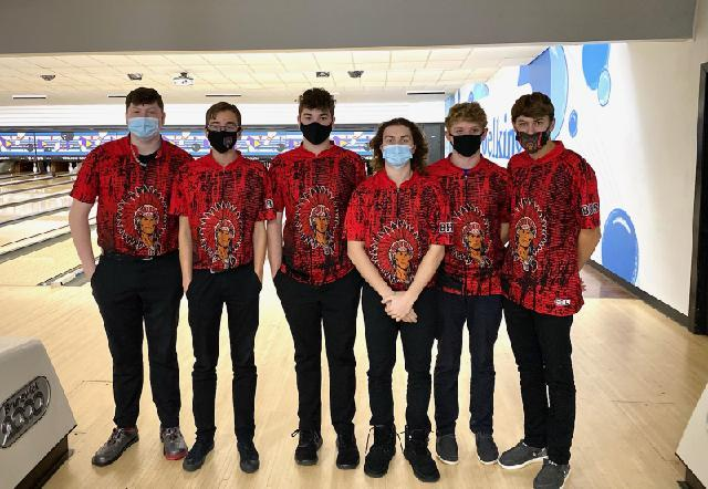 BHS Boys Bowling Team Headed to District Championship