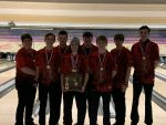 BHS Boys Bowlers Are DI District Champs and State Bound!!!