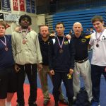 Congrats to our Wrestling Team