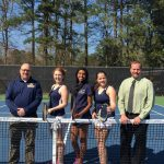 Senior Night – Girls Varsity Tennis