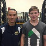 Aslan Kilic & Thomas DeLange finish top in the State Championships