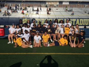 2016 Spring Game – Cheerleaders