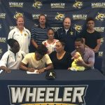 Long Jump State Champ, Tylen Noel, Signs with Appalachian State University