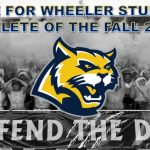 Vote for The Wildcat Student-Athlete of the Fall