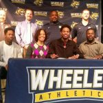 Signing Day – Terry Smith – Fort Scott College for Football
