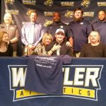Signing Day – Brandon Davenport – Point University for Football