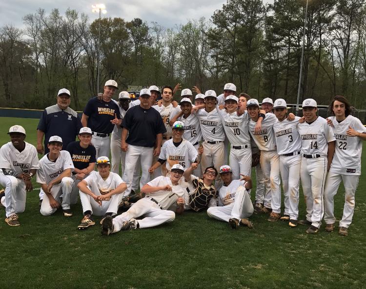 Baseball – First Team All Region @WheelerHigh_BB