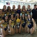 Wheeler Girls Water Polo are State Champs!