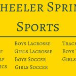 Spring Sports are Here!