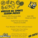 Wheeler Sports Passes