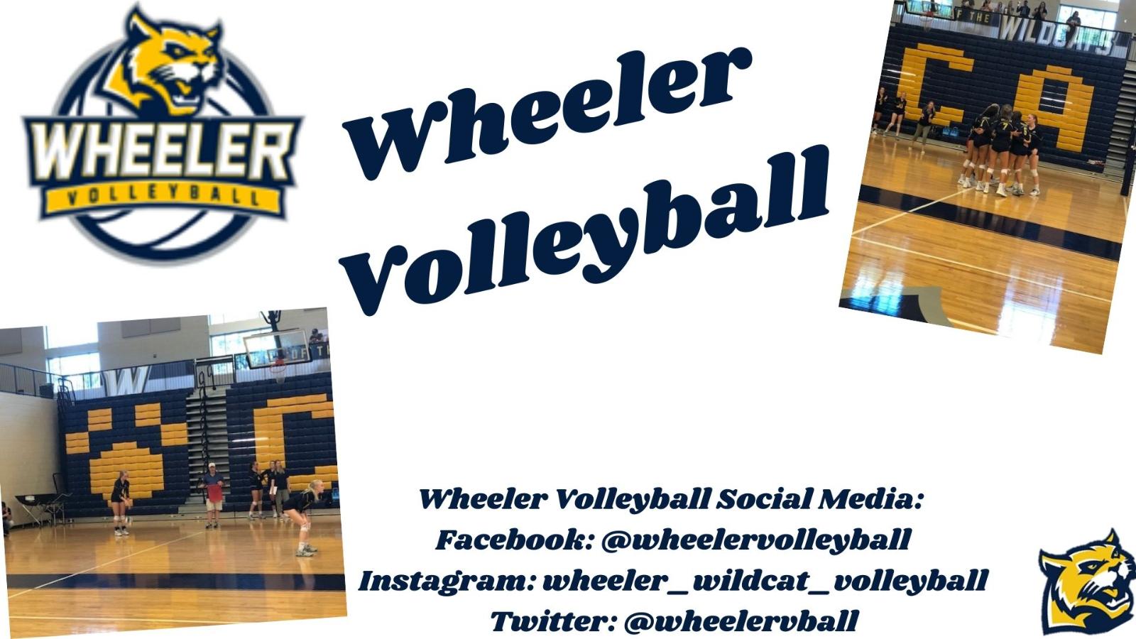 Wheeler Volleyball Information