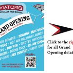 Grand Opening Information Click here for all the details!