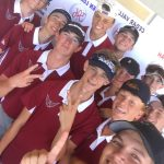 Boys golf posts a great non-region result