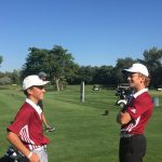 Boys Golf holds on to the top spot in Region 10
