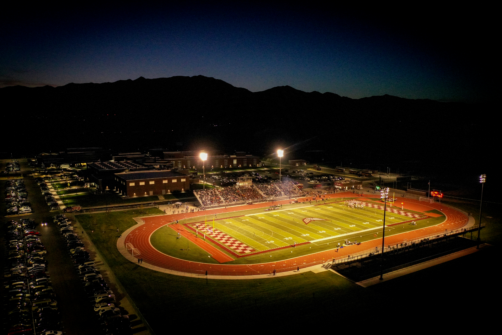 FRIDAY NIGHT LIGHTS!  Are you ready?