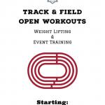 Track & Field Open Workouts