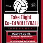 Volleyball Coed Tournament!