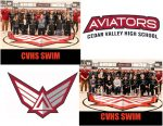 Region 10 Swim Championships link information.
