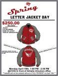 REMINDER-Lettermen Jacket Order APRIL19th-MONDAY-Click here